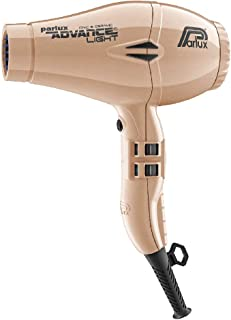 Parlux Advance Light Ionic & Ceramic Dryer 2200W - Light Gold , Multi color, 2 count