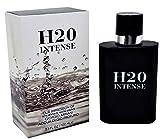 H20 Intense Cologne - Perfume 3.4 FL. Oz. EDT For Men By Preferred Fragrance Spray Bottle