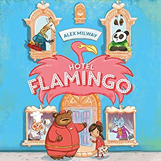 Hotel Flamingo cover art