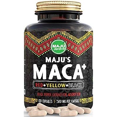 maca powder capsules