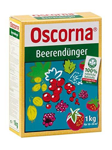 Oscorna Engrais pour Baies, 1 kg