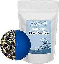 Jarved Butterfly Pea Flower Tea-25g | Blue Pea Tea | Full of antioxidants | Enjoy the change in color upon adding lemon or honey