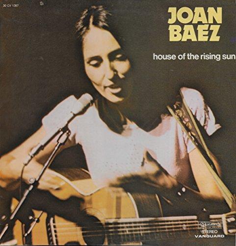 Joan Baez-House of the rising sun-musicdisc-stereo vanguard-Sacem-
