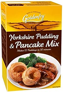 Goldenfry Yorkshire Pudding Mix, 5 Ounce Box (Pack of 6)