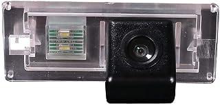 Auto Umkehrkennzeichen Lichtkamera für BMW E53 X5 E46 318 3er 316i 2003bj E46 310 330 2005Bj/X1 E84 F48/X3 F25/X4 F26/X5 E70 E70N F85 F15/X6 E71 E72 F16 F86(7020=73 * 33mm)