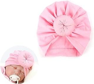 Capretti del Bambino Knot Wrap Cappello dei Bambini Ragazze Copricapo Turbante Foulard Orecchie da Coniglio Cappello Annodato Cappello Indiano