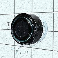 【Cantare sotto la doccia】Con livello impermeabile IPX7, questo altoparlante può utilizzare in bagno, spiaggia e piscina. La nitida qualità del suono cristallina e il basso robusto sono realizzati attraverso un driver ad alte prestazioni e un subwoofe...