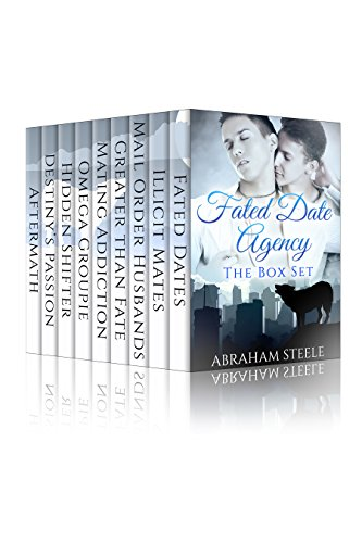 Fated Date Agency: The Box Set (English Edition)