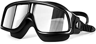 Nicstyle Swimming Goggles - No Leaking Swim Goggles Anti Fog UV Protection Triathlon Swim Glasses for Adult Men Women Youth