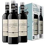 Otoñal - Vino Tinto Crianza, DOCa La Rioja, un Vino Clásico Renovado de...