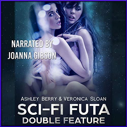 Sci-Fi Futa Double Feature audiobook cover art