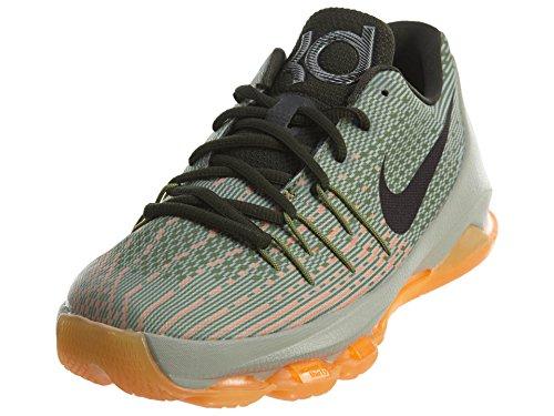 Nike Herren KD 8 (GS) Basketballschuhe, grau (Lnr Grey Sq Allgtr Brght CTRS), 36 EU