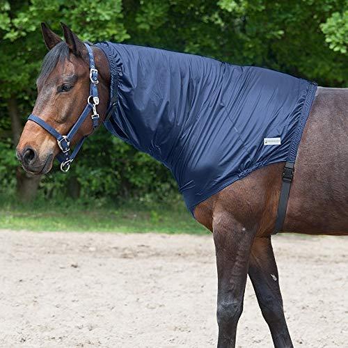 WALDHAUSEN Ekzemer Halsteil, nachtblau, Pony