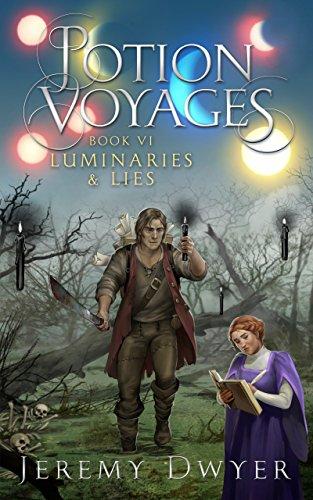 Potion Voyages Book 6: Luminaries & Lies (English Edition)