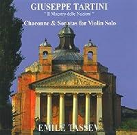 Chaconne & Sonates Pour Violon