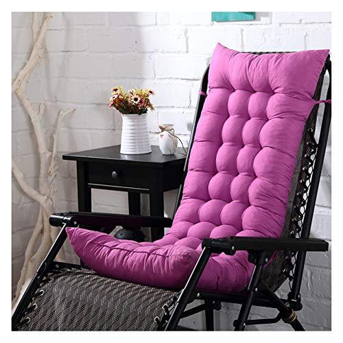 HotYou Cojín de Asiento, Cojín Mat Lounge de Almohadilla Patio jardín Hamaca al Aire Libre Cubierta,Purple Estrellaluna,48 * 155 CM