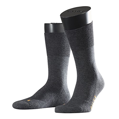 Falke Sport Spirit Unisex Socken Run 3er Pack, 44/45;Farbe:dark grey