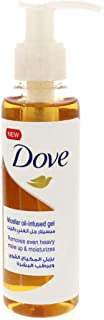 DOVE MICELLAR OIL INFUSED FACE GEL WASH