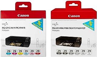 Canon PGI-29 Color 12 Pack of Ink Tanks