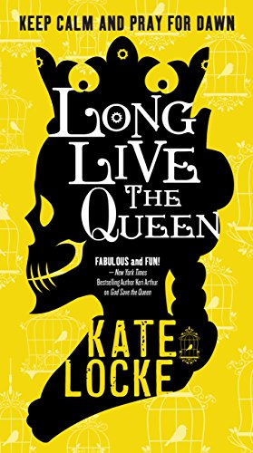 Long Live The Queen by Locke, Kate ebook deal