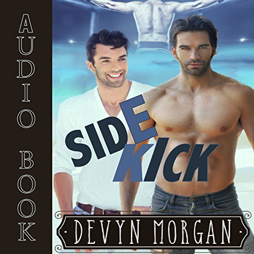 Sidekick audiobook cover art