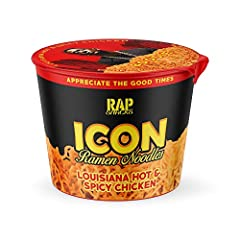 THE OFFICIAL SNACKS OF HIP HOP: Rap Snacks offer a wide variety chips, popcorn, and ramen, that feature major recording artists. Each rapper has their own distinct flavor, custom packaging, and has a quote from the rapper on the back of the bag. You ...
