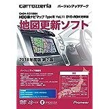 インクリメントピー(Increment P) カロッツェリア(パイオニア) カーナビ 地図更新ソフト2018 HDD楽ナビマップTypeIII Vol.11・DVDROM更新版 CNDV-R31100H