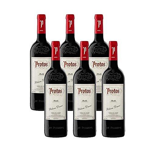 Protos Roble - Vino Tinto- 6 Botellas