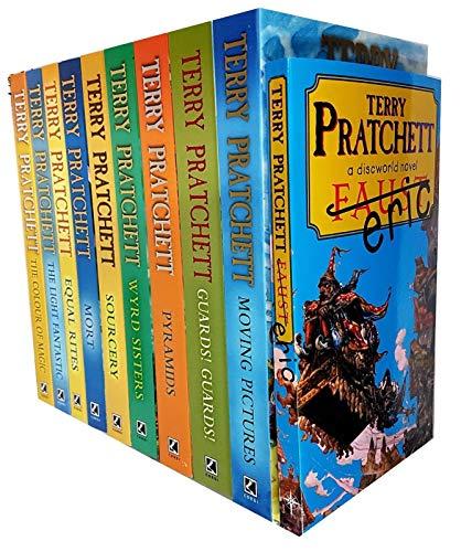 Terry pratchett Discworld novels Se…