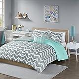 Intelligent Design Nadia Comforter Set, Twin/Twin XL, Teal