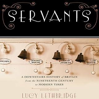 Servants cover art