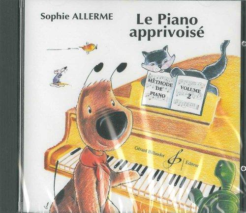 Le Piano Apprivoise Volume 2 - CD