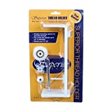 "Superior Threads Holder Thread Stand, 15"" Tall, White"