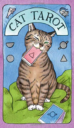 Cat Tarot Deck Gift for Cat Lovers