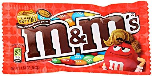 M&M's Peanut Butter 1.6 oz. (45 g)