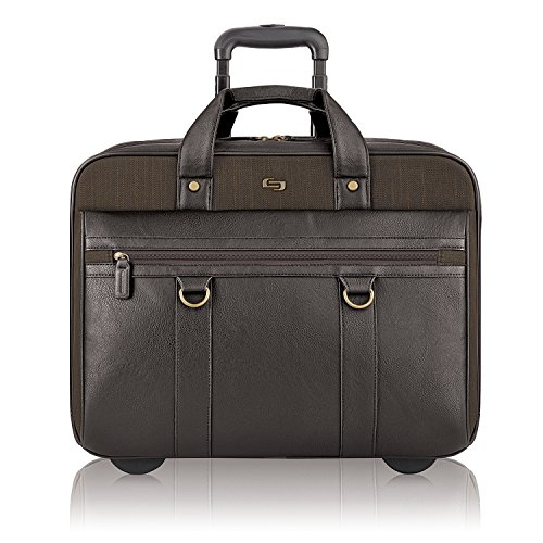 Solo New York Macdougal Rolling Laptop Bag. Rolling...