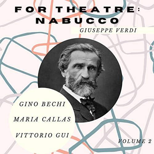 マリア・カラス, Gino Bechi & Vittorio Gui