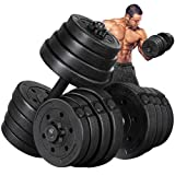 Best Beach Canopies - MOVTOTOP Dumbbells Sets 66 lbs, [2021 Newest] 5/10/15/20/33/44/66 Review