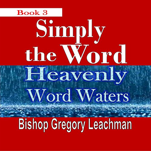 Heavenly Word Waters audiobook cover art