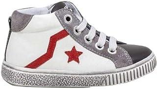 Balocchi 991712 Urban - Zapatos para niño con Cordones y Cremallera