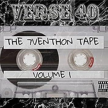 THE 7VENTHON TAPE, Vol. 1