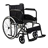 KosmoCare Dura Black Spoke Wheelchair