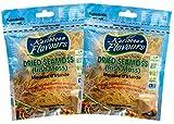Karibbean Flavours Musgo irlandés súper (2 Pack) Gmo Vegan Wildcrafted no Raw (2 x 85g)