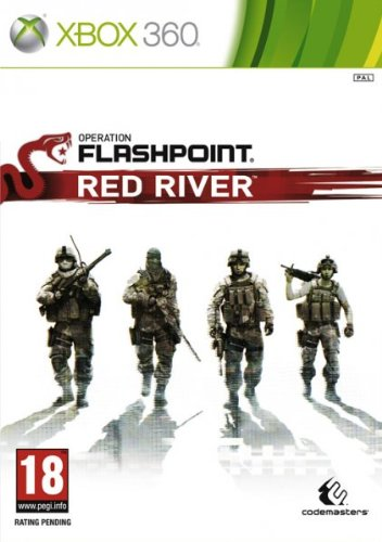 Codemasters Operation Flashpoint: Red River, Xbox 360 Xbox 360 videogioco