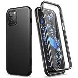 SURITCH für iPhone 12 Pro Max Hülle, 360 Grad Stoßfest Handyhülle Silikon Bumper Schutzhülle...