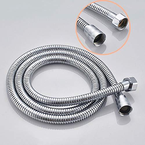 1.5m PVC flessibile flessibile per bagno Doccia Idraulico Tubo tenuto in mano antideflagrante