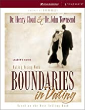 Boundaries in Dating Leader's Guide