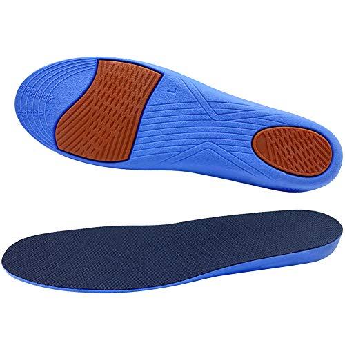 senthmetic インソール シークレット 中敷き 衝撃吸収 抗菌防臭 身長アップスニーカー 安全靴 革靴 サイズ調整 メンズ レディース 選べる高さ3サイズ 【1.7cm/2.3cm/3.6cm】