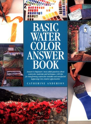 Basic Watercolor Answer Book