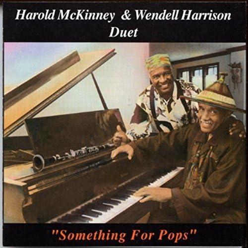 Harold McKinney & Wendell Harrison
